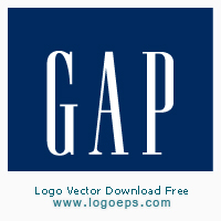 Gap logo vector