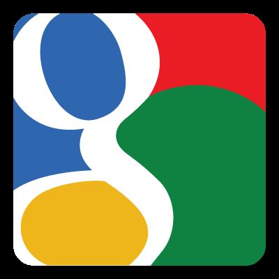 Google favicon logo vector