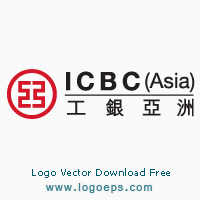 ICBC logo, logo of ICBC, download ICBC logo, ICBC, vector logo