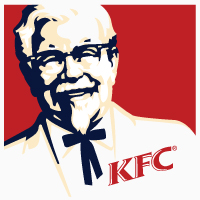 KFC logo vector download