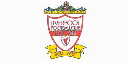 Liverpool logo merchandise