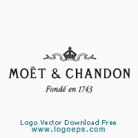 Moet & Chandon logo vector
