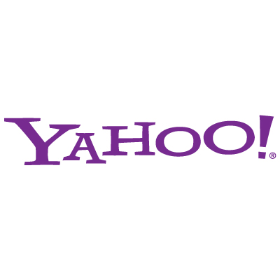 Yahoo logo vector in .EPS preview