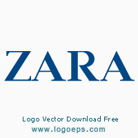 ZARA logo, logo of ZARA, download ZARA logo, ZARA, vector logo