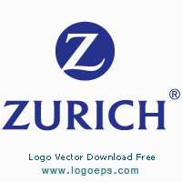 ZURICH logo, logo of ZURICH, download ZURICH logo, ZURICH, vector logo