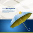 Umbrella – Autumn Background free for download