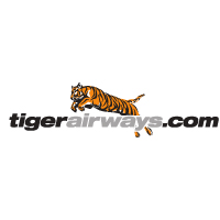 Tiger Airways logo vector