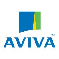 Aviva logo vector