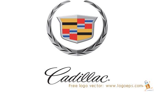Cadillac logo vector, logo of Cadillac, download Cadillac logo, Cadillac EPS, free Cadillac logo