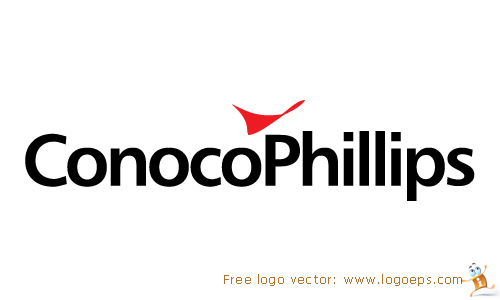 conoco phillips logo vector