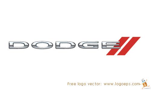 Dodge logo vector
