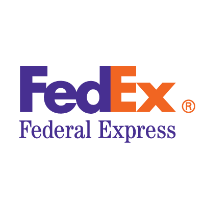 FedEx logo vector