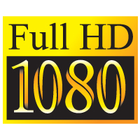 Full HD 1080 logo vector