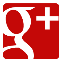 Google Plus favicon vector