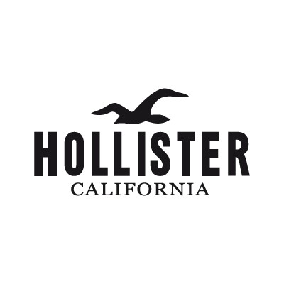 Hollister California logo vector