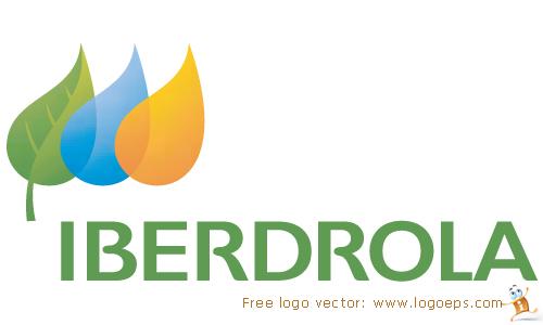 Iberdrola logo vector, logo of Iberdrola