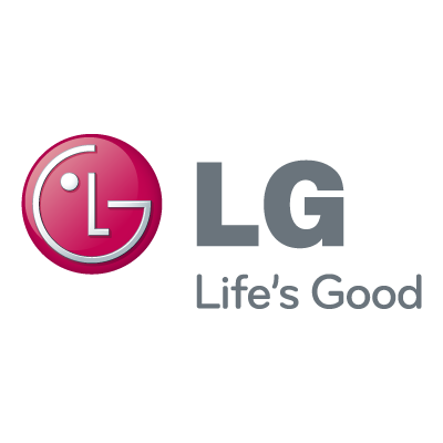 LG (life's good) logo vector