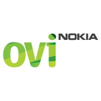 Ovi Nokia logo vector