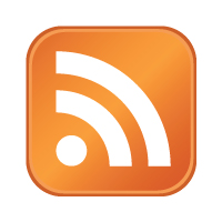 RSS feed logo vector, logo of RSS