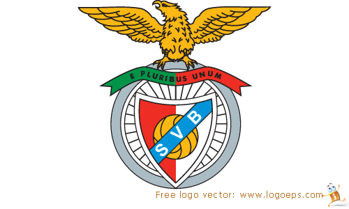 S.L. Benfica logo vector, logo of S.L. Benfica