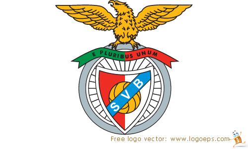 S.L. Benfica logo vector, logo of S.L. Benfica