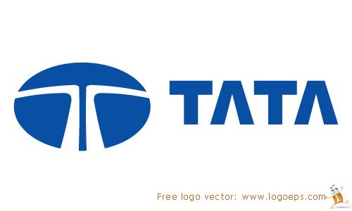 TATA motors logo vector .Ai