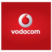 Vodacom logo vector