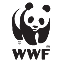 world wildlife fund vector logo