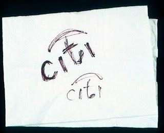 Original Citi logo
