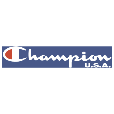 Champion USA logo vector in .EPS format