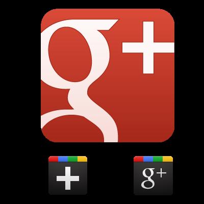 Google Plus Icon vector
