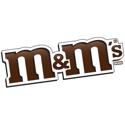 M&M's logo vector