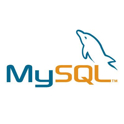 MySQL logo vector in .EPS format