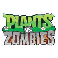 Plants vs Zombies logo vector