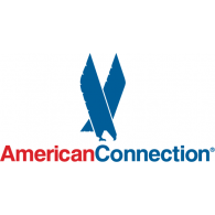American Connection logo vector, logo American Connection in .AI format