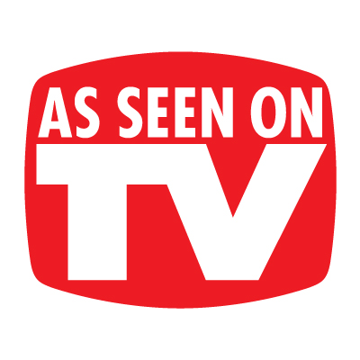 As seen on TV logo vector, logo As seen on TV in .EPS format