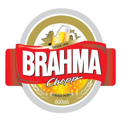 Brahma logo vector
