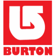 Burton Snowboards logo vector free download