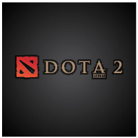 DotA 2 logo vector download free