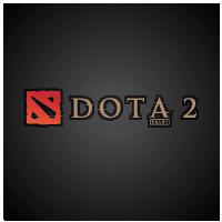 DotA 2 logo vector download free