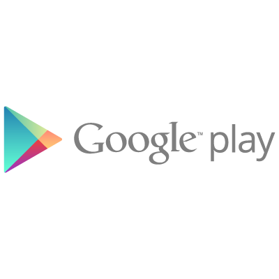 Google Play logo vector