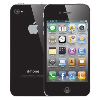 iPhone 4s vector, iPhone 4s in .EPS, .CRD, .AI format