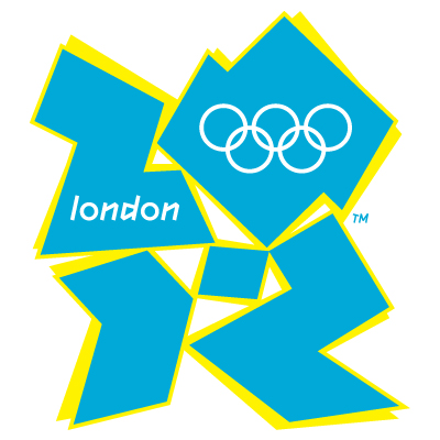 London 2012 logo vector