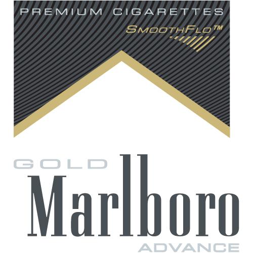 Marlboro Gold logo vector