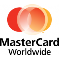 Mastercard Worldwide logo vector download free