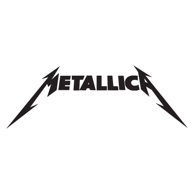 Metallica logo vector