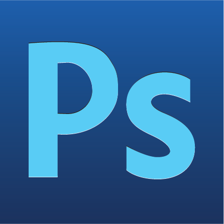 Photoshop CS5 logo vector image