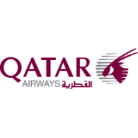 Qatar Airways logo vector, logo Qatar Airways in .AI format