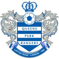 Queen Park Rangers QPR logo vector, logo Queen Park Rangers QPR in .CRD format