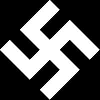 Swastika logo vector, logo Swastika in .EPS, .CRD, .AI format